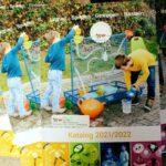 Kisus e.K. Katalog - Fach-Großhändler für Kindergartenausstattung, Spielwaren und Bastelbedarf